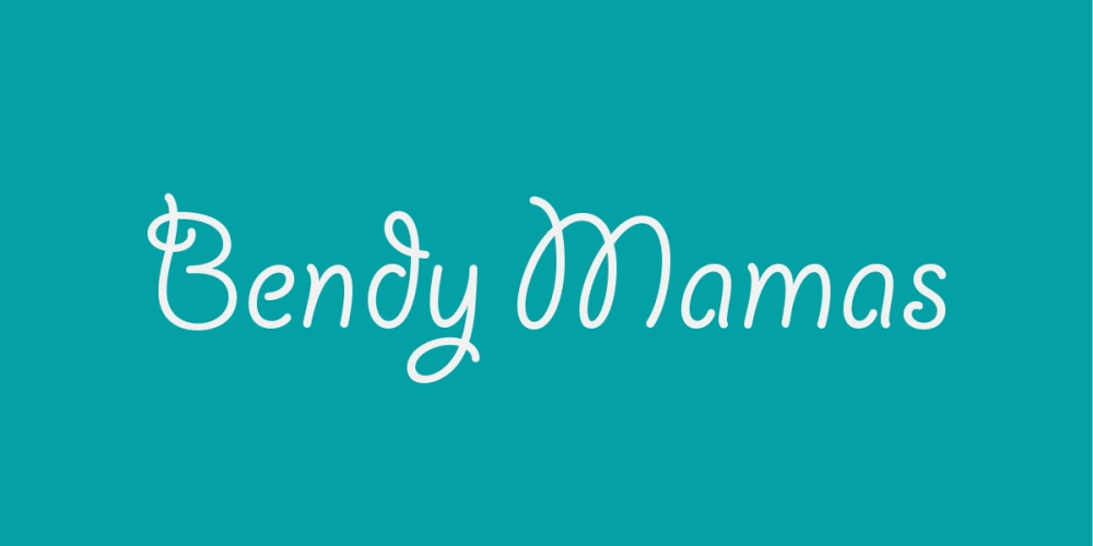 Bendy Mamas Logo